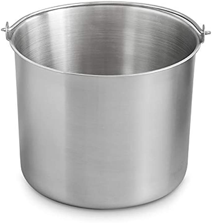 Cestello acciaio inossidabile per la gelatiera, cestello di ricambio, cestello miscelatore, gelatiera elisa 943449