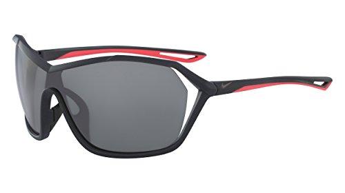Nike EV1036-010 Helix Elite Sunglasses (Frame Grey with Silver Flash Lens), Anthracite