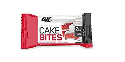 Optimum Nutrition Cake Bites Whipped Protein Snack Bar