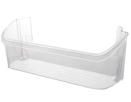 240323002 Refrigerator Door Bin Side Shelf Replacement Compatible with Frigidaire Electrolux, Replace AP2115742, 240323005, 240323006, 240323009, 240323010, 890955, PS429725-Clear