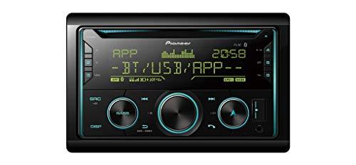 Pioneer FH-S720BT Autoradio, Nero