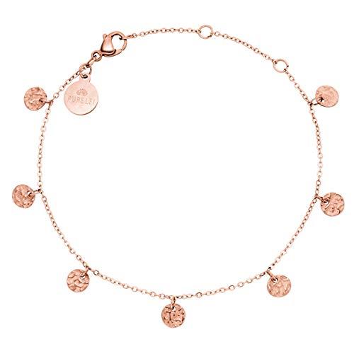 Purelei Malihini Coin Armband (Rosegold)