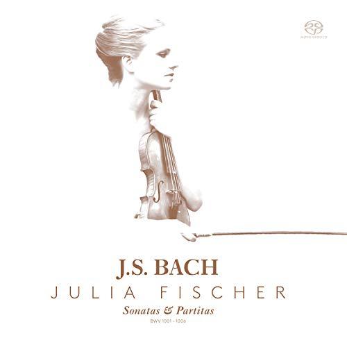 J.S. Bach: Sonaten und Partiten für Violine Solo [2 SACDs]
