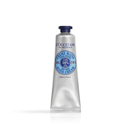 L'Occitane Fast-Absorbing 20% Shea Butter Hand Cream, 1 Fl Oz
