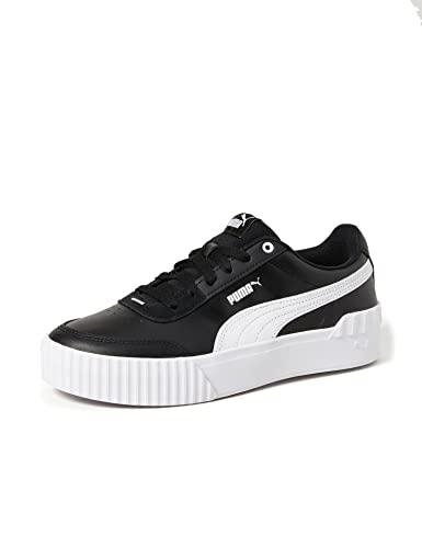 PUMA Carina Lift, Zapatillas Mujer, Negro Black White, 40 EU