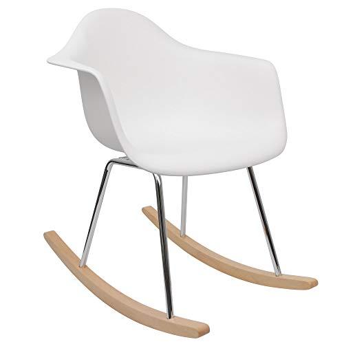 Chaise Privee™ - RAR Evo Lounge Schaukelstuhl - Weiß