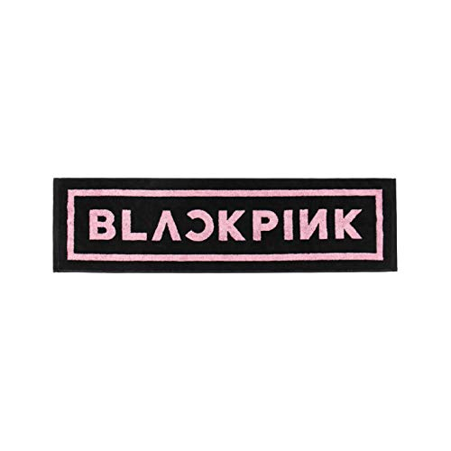 YG Entertainment Femme marchandises idole produits ventilateur rose officiel b/âton lumineux porte-clefs gratuit noir