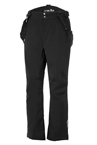 zerorh+ Power Pants, Vêtements Man Snow Pant Homme, Homme, INU2643 900M, Noir, M
