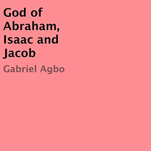 God of Abraham, Isaac and Jacob cover art