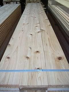 天板、DIYに最適 【カンナ仕上済】 【カット無料】国産杉板(日田杉樹齢60年以上) 無垢板 赤身(芯部分)が広い材 ※節あり材 長さ2m 厚み2.4cm 幅15cm