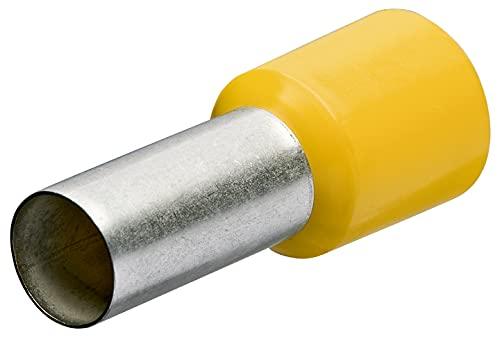 KNIPEX Aderendhülsen mit Kunststoffkragen je 100 Stück 97 99 336