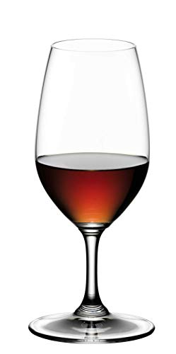 Riedel Vinum Port Copa de Vino, Cristal, Multicolor, 18.5x9.2x23.7 cm, 2