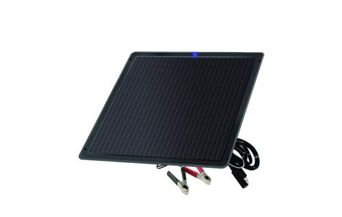 Nature Power 7.5W Solar Power 12V Battery Trickle Charger - 42075