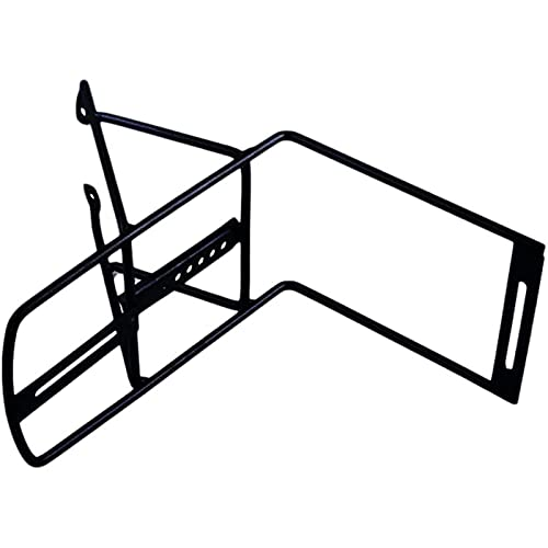 XJWJD Portaequipajes Delantero Portaequipajes Delantero Portaequipajes Delantero Portaequipajes Universal para Bicicleta (Color : Black, Size : 1pcs)