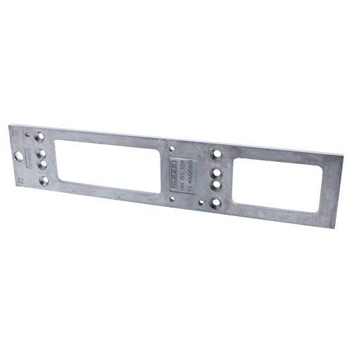 GEZE Montageplatte für TS 4000/5000, RAL 9016 ; 1 Stück