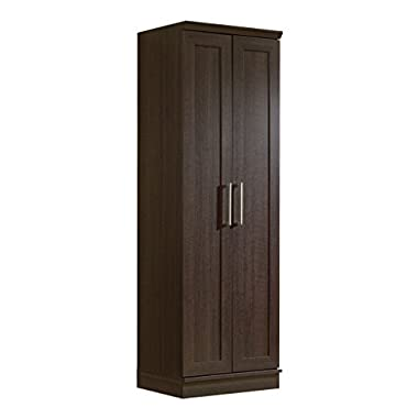 Sauder HomePlus Basic Storage Cabinet, Dakota Oak