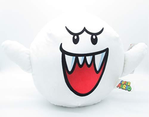 Plüsch Buu HUU Geist Ghost Boo 24cm ORIGINAL Beamte SUPER Mario Bros Enemies Villains Schlecht