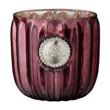 Lene Teelichthalter Kerzenglas