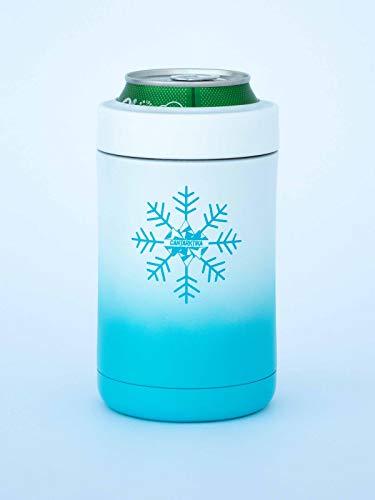 Cantarktika Enfriador Funda de Latas y Botes 330 ml para Cerveza y Refrescos