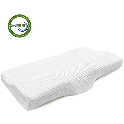 OCESOPH Ergonomic Cervical Pillow for Neck Pain-for Side Sleepers review