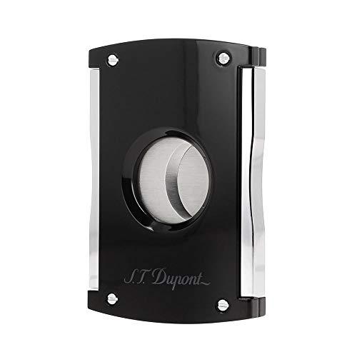 S.T. Dupont Xtend Maxijet Black Double Blade Cigar Cutter
