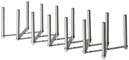 """IKEA Deckelhalter """"Variera"""" - Edelstahl"""