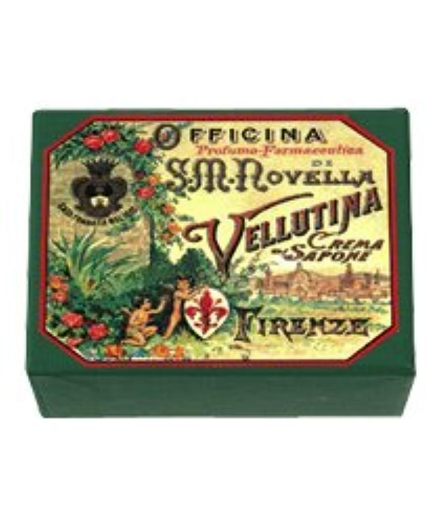 そう不安定なコンテンポラリー【Santa Maria Novella(サンタマリアノヴェッラ )】ヴェルティーナソープ 150g Vellutina Crema di Sapone