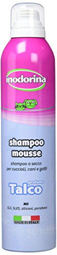 Inodorina Shampoo Mousse Talco Ml 300