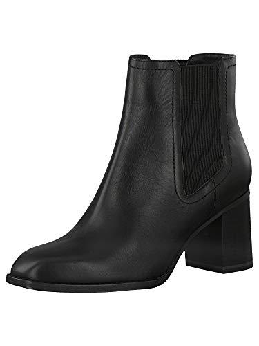 Tamaris Damen Chelsea Boot 1-1-25315-25 001 normal Größe: 40 EU