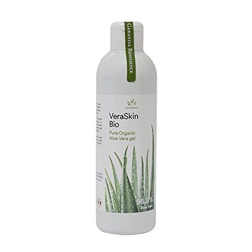 Benessence - Puro Gel Biologico di Aloe Vera - 250...