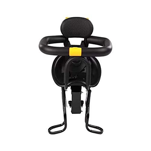 RVTYR Asiento montado en la bicicleta del portador/de la bici Características del arnés ajustable de 3 puntos