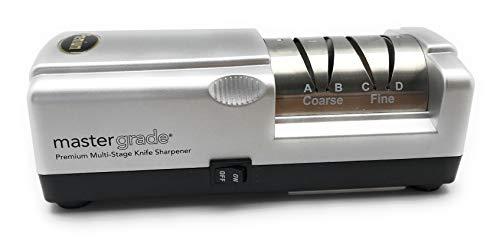 Master Grade Professional Premium Electric Knife Sharpener Sharpen Pocket, Hunting Knife