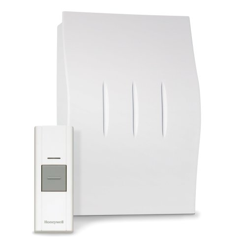 Honeywell RCWL250A1006/N Decor Wireless Doorbell /...