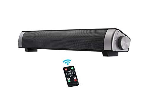 Buen Sonido, Barra de Sonido de TV, Altavoz PC de Sonido USB,...