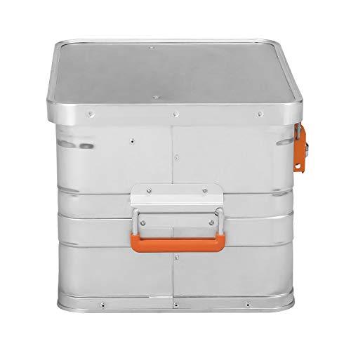 ALUBOX B29 - Aluminium Transportbox 29 Liter, abschließbar - 4