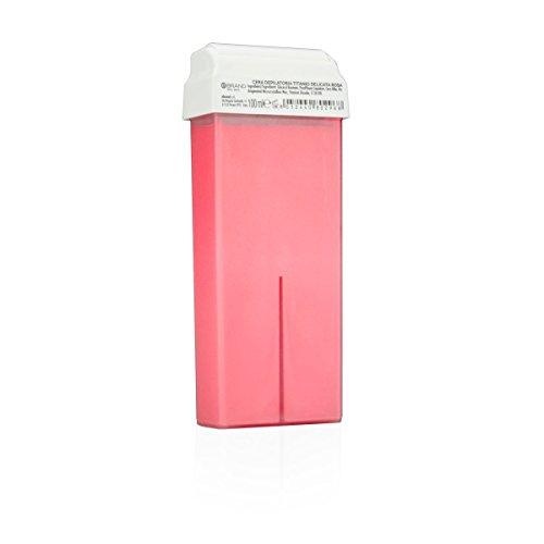 Rollo Depilación Titanio Delicada Rosa - Liposoluble