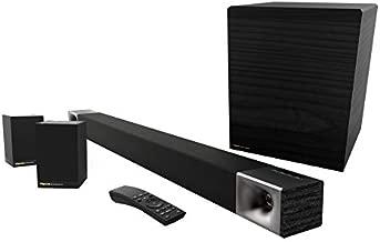 Klipsch Cinema 600 5.1 Sound Bar Surround Sound System with Discrete Surround 3 Speakers