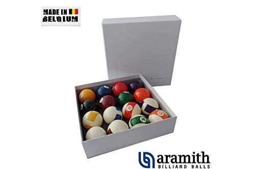 Aramith–Bolas de Billar, a121r, Multicolor