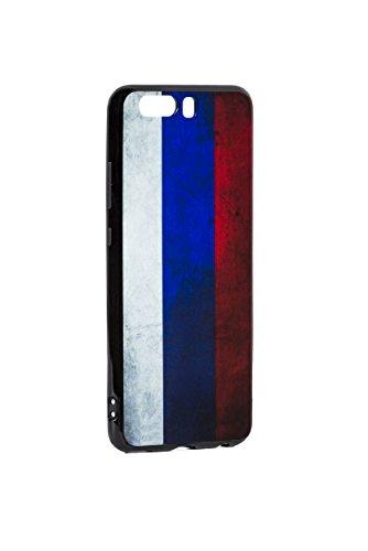 Tarley Huawai iPhone Samsung WK 2018 mobiele telefoon hoes voetbal telefoonhoes beschermhoes case TPU siliconenhoes cover wereldkampioenschap backcase vlag fanartikel smartphone vlag, Huawei P10, Rusland.