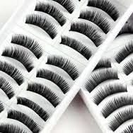 1028G -20 paires noir Long HANDMADE volumineux faux cils cils par Boolavard® TM