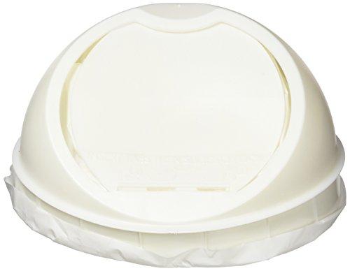 Sanibio TCR100 D5 Cartucho Desechable Higiene Femenina, Blan