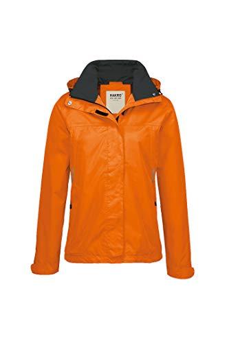 Hakro Damen-Regenjacke Colorado, HK262-orange, L