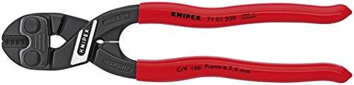 KNIPEX Tools - CoBolt Compact Bolt Cutter (7101200), 8-Inch