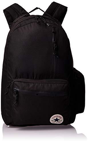 Converse Uni Funnelneck Backpack, Black, 45 cm