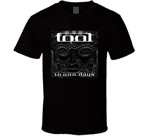 N/N Tool 10000 Days Music T Shirt Nero M
