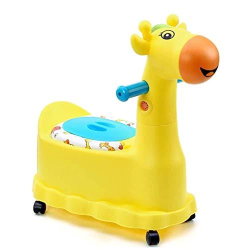 AITAOZI Asiento de entrenamiento para ir al baño - Asiento de entrenamiento de baño conveniente para niñas y niños - Viajes y niños pequeños Aseo portátil para niños - Superficie antideslizante - Caja