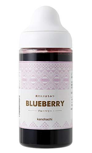 【果汁蜜】果汁入り はちみつ ブルーベリー 500g