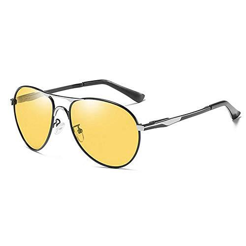 GXM-SG Gafas de Sol Que cambian de Color, Gafas de Sol Inteligentes...