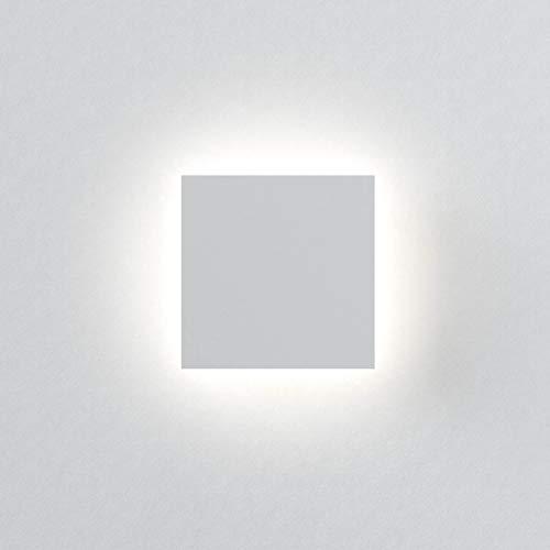 Astro Lighting - Applique Eclipse Square 300 LED en céramique - Blanc