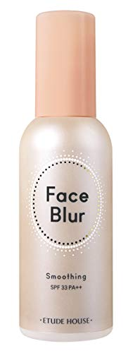 ETUDE HOUSE Face Blur Smoothing SPF 33 PA ++ | Multi-Makeup Coral Base with Smoothening Effect and UV Rays Protection for a Bright, Milky Skin | Korean Makeup